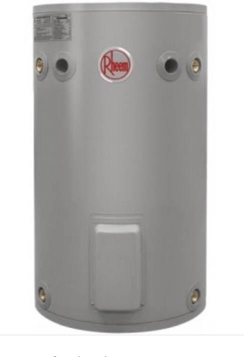 Rheem Electric Storage 80L