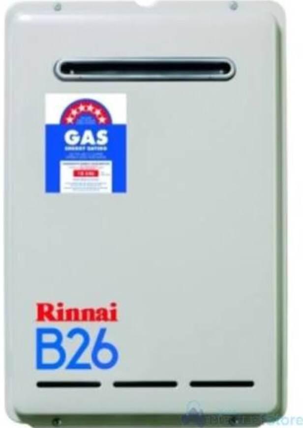 Rinnai Continuous Flow B26