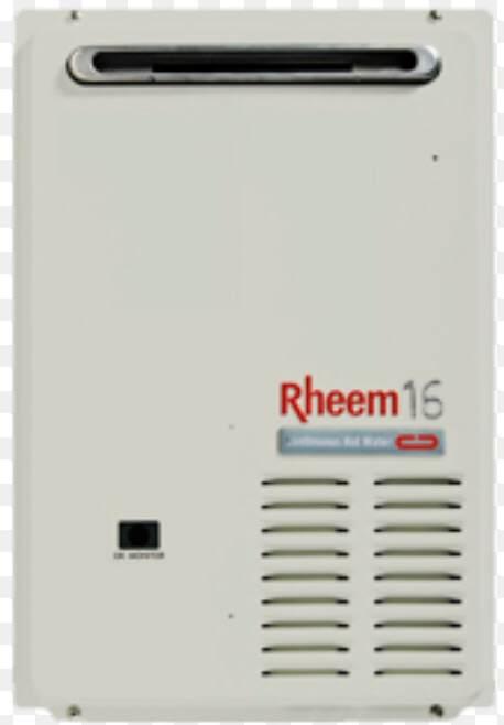 Rheem Continuous Flow 16